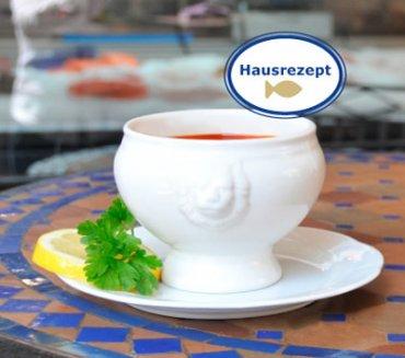 Fischsuppe á la Schwingenstein